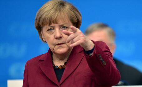 Angela Merkel va candida pentru al patrulea mandat de cancelar. E considerata \