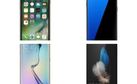 Cele mai vandute telefoane in 2016, black friday