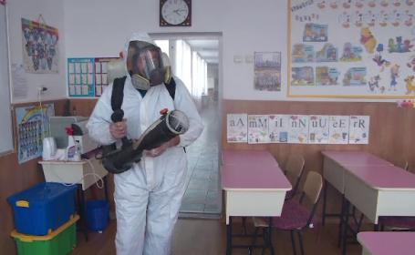 O profesoara din Galati a declansat un focar de tuberculoza la scoala, iar 360 de elevi vor fi testati. Ce au decis parintii