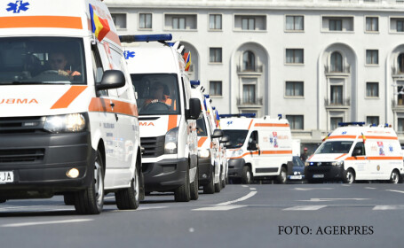 Cazul Prodan dezvaluie criza prin care trece serviciul de ambulanta din Capitala. Masini vechi, medici putini, apeluri false