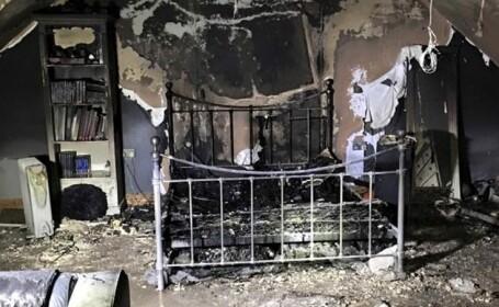 incendiu incarcator