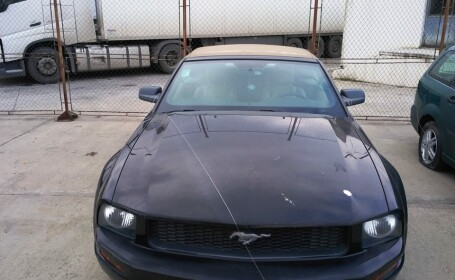 Ford Mustang la 50.417 lei si Porsche Cayenne GTS la 82.167 lei. ANAF scoate masinile confiscate la licitatie