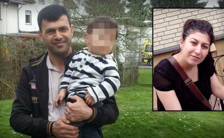 Femeie legata cu o sfoara de o masina si tarata pe strazi de fostul iubit, in Germania. Fiul lor de 2 ani se afla in masina