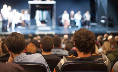 We Like Weekends. Asculti muzica buna si mergi la teatru. Uite programul evenimentelor din perioada 25 - 27 noiembrie 2016