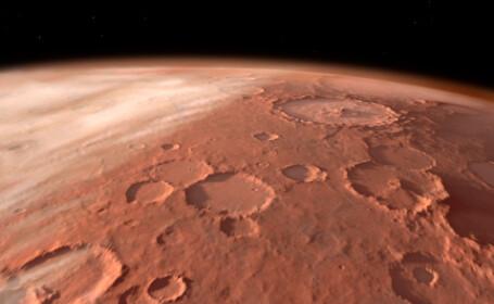 Descoperire uriasa pe Marte. Este mai mare decat statul american New Mexico si poate fi o resursa pentru astronauti