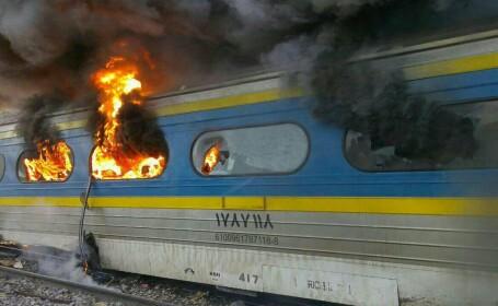 accident tren Iran