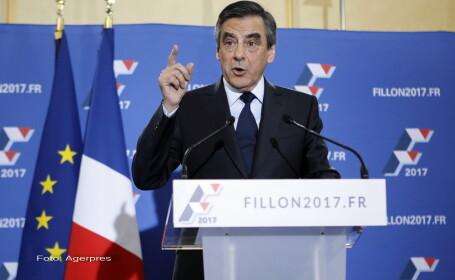 François Fillon - agerpres