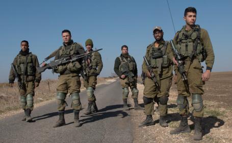 militari israelieni in Platoul Golan - Agerpres
