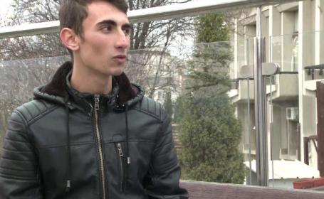 Gest in premiera facut de un elev in Romania. \