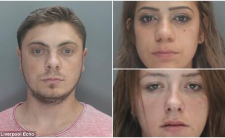 Doua prostituate romance au ademenit 22 de tinere in Marea Britanie cu promisiunea unor joburi decente. Ce pedepse au primit