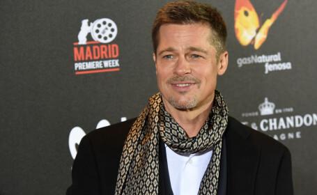 Brad Pitt - Getty