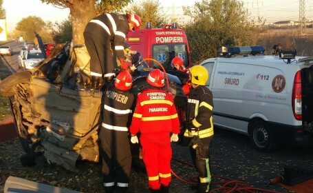 accident Splaiul Dudescu