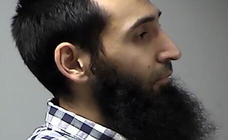 Atacatorul din New York, pus sub acuzare pentru 22 de fapte