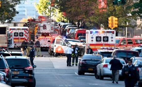 Atac terorist în New York