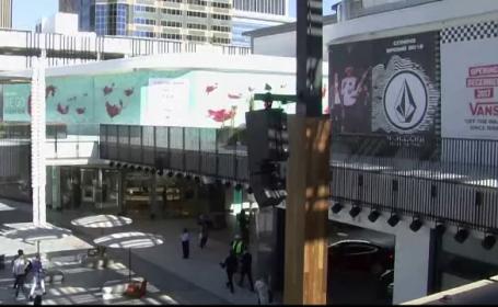 Mall în aer liber de 120.000 metri pătrați deschis în Beverly Hills
