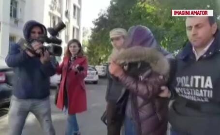 Tânărul fără permis care a accidentat un polițist din Galați s-a predat