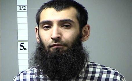 Atacatorul din New York