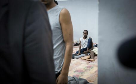Inchisoare din Libia