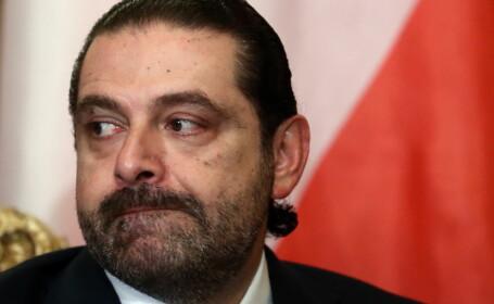 Premierul Libanului a demisionat de teamă că va fi asasinat, la fel ca tatăl său