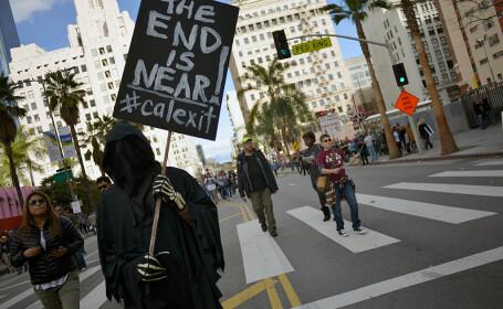 Cum au folosit hackerii ruși Twitterul pentru un referendum privind independența Californiei