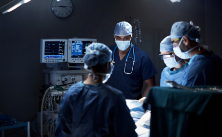 Chirurgii indieni au extirpat \