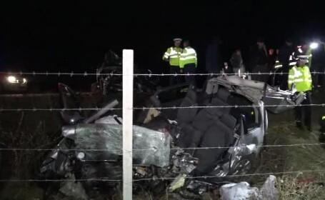 accident Suceava 14 octombrie