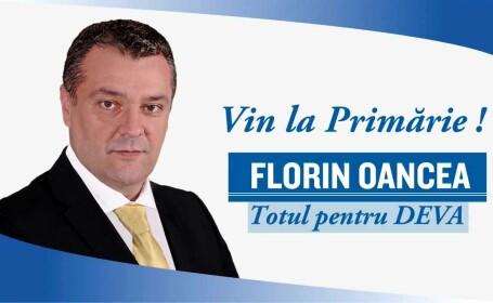 Florin Oancea primar Deva