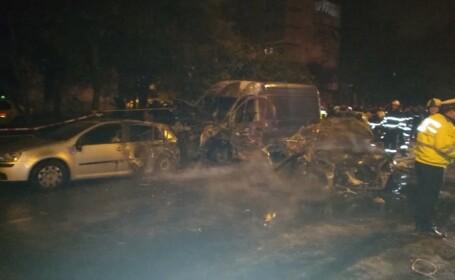 Șoferul implicat în accidentul de pe strada Baicului din Capitală, arestat preventiv