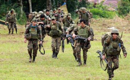 Militari din Filipine
