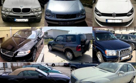 anaf masini confiscate