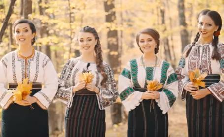 """Melodie virală interpretată de """"Fetele de la Botoşani"""", pentru promovarea județului. VIDEO"""