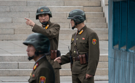 soldati nord coreeni