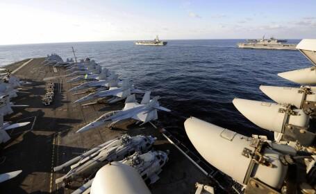 nave in pacificul de vest