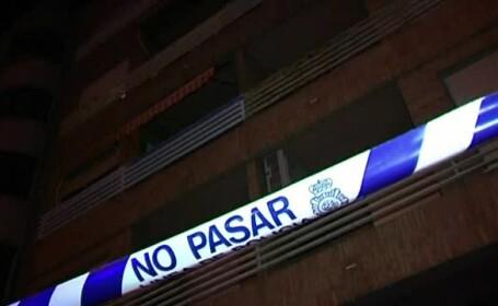 Mama copilei ucisă de tată în Spania plecase să depună plângere când a avut loc crima