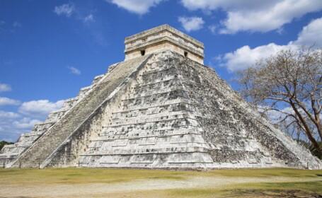 Descoperire piramidă mayașă