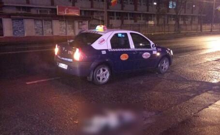 Un taximetrist din Cluj ar fi călcat un câine de două ori cu mașina. Animalul va fi eutanasiat
