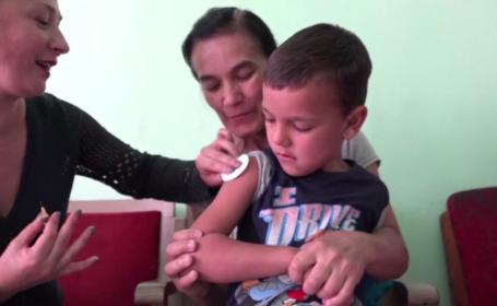 Focar de rujeolă în două localități din județul Mureș. Peste 20 de copii s-au îmbolnăvit