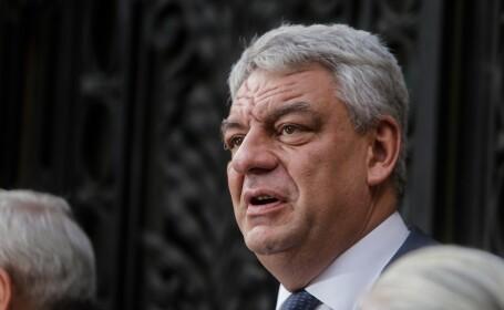 premierul Mihai Tudose