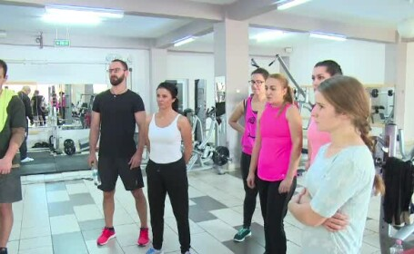 fitness sala