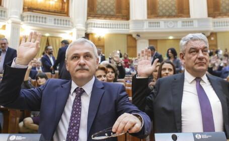 """PSD a adoptat o rezoluție împotriva """"statului paralel și ilegal"""": """"Klaus Iohannis este complice"""""""