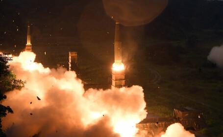 lansare rachete Coreea