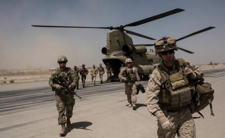 militari sua in Afganistan