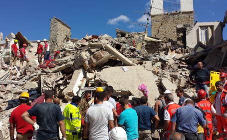 Amatrice, cutremur, italia, 2016