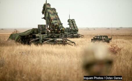 România ar putea achiziționa primul sistem de rachete Patriot