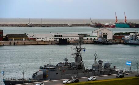 Submarinul militar argentinian San Juan