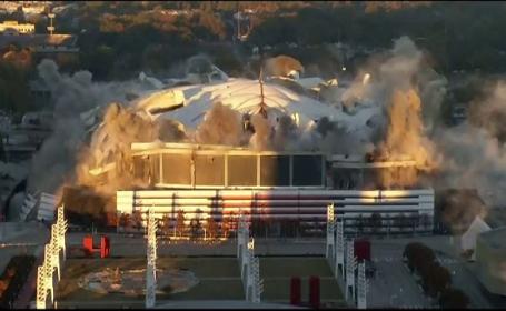 Stadion demolat SUA