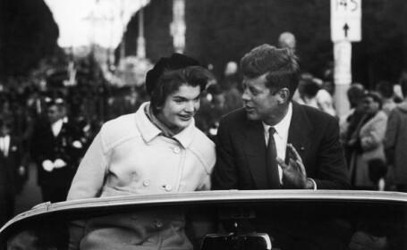 Teoriile conspirației susțin că John F. Kennedy a fost asasinat de propria soție
