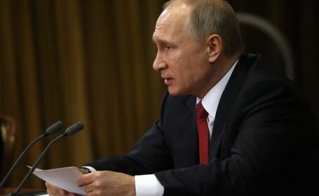 Putin le cere companiilor ruse să fie pregătite pentru creșterea producției de război