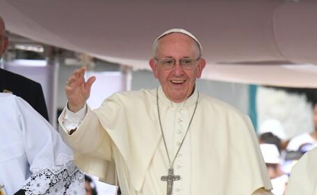 Papa Francisc, membru de onoare al Academiei Române