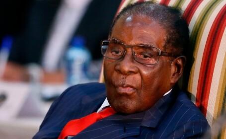 Robert Mugabe, fostul președinte din Zimbabwe, a murit la 95 de ani